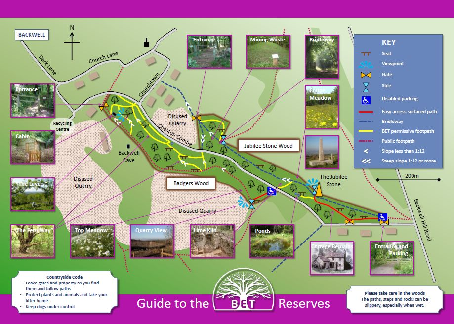 BET Leaflet Map